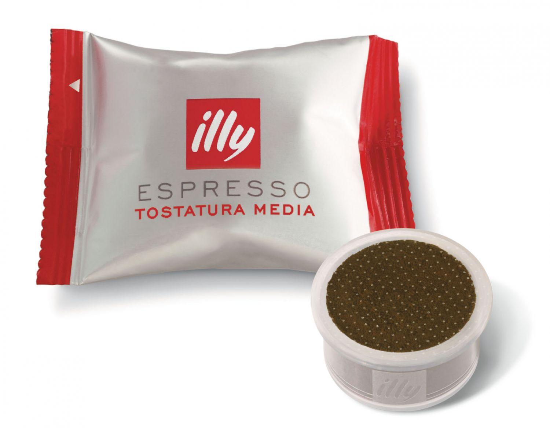 Cápsulas café illy Medio (Mitaca)